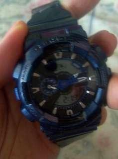 Authentic G-Shock Watch (GA110 series)