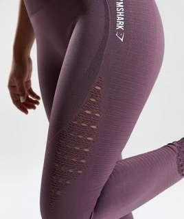 Brand new Gymshark seamless energy tights