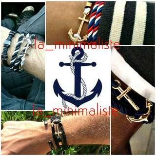 ⛵Popular New Anchor Bracelet