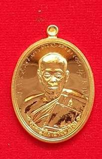 CK.MAHA Surasak(Fa Da Cai) RIAN (solid gold)BE.2556.