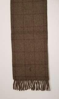Ralph  Lauren  scarf 男士頸巾