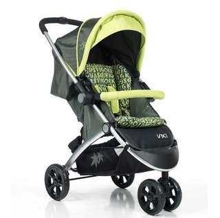 Virgobaby Viki 3 Wheels Reversible Stroller