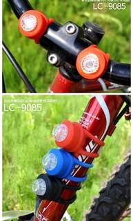 戶外露營野炊旅遊釣魚運動騎車安全指示mini燈一組5枚入