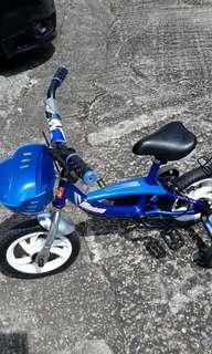 Mickey 小朋友單車二手七八成新西貢區