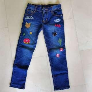 Pre Loved Kids Girls Jeans