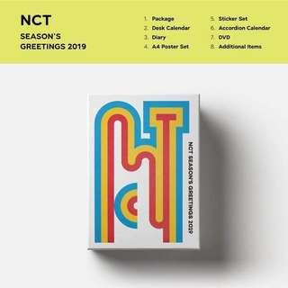 NCT SEASON GREETING LOOSE ITEM