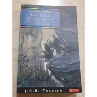 Modern Classics :  Lord Of The Rings (Part Two) - The Two Towers by J. R. R. Tolkien