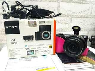 MIRRORLESS SONY a5000 #letgocarousell