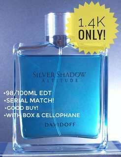 Original Davidoff Silver Shadow Altitude 100ml