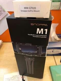 Snoppa M1 手機雲台 連GoPro 金屬座