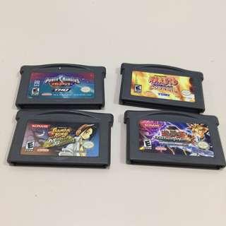 GBA Carts for Sale