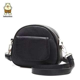 Classical black Sling bag