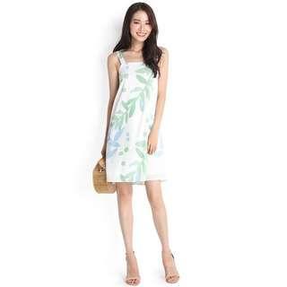 BNWT Lily Pirates Tropicana Summer Island Dress