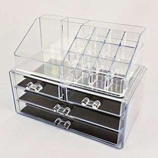 BRAND NEW  4 DRAWERS COSMETIC ORGANISER