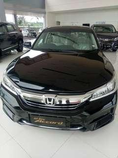 Honda Accord VTI_L At