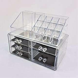 BRAND NEW  5 DRAWERS COSMETIC ORGANISER