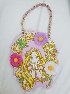 Rapunzel Card Holder from Tokyo Disney