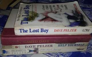 Dave Pelzer Books