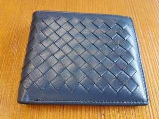 Mens Wallet (dark blue)