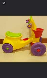 Preloved Fisher Price Tricycle