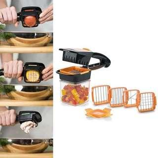 5-in-1 Fruits And Vegetables Cutter