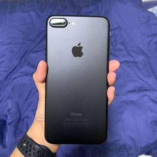 IPhone 7 Plus 128gb Matt black/ space grey