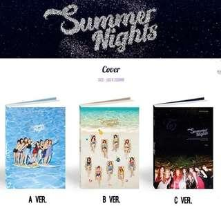 [WTB] TWICE - SUMMER NIGHT