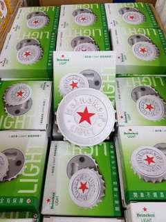🚚 Heineken 海尼根瓶蓋開瓶器