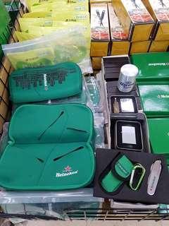 🚚 海尼根Heineken 潛水衣材質盥洗收納包