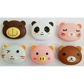 Kotak Softlens Animal