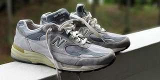 New Balance 992 Made in USA size 13 for sale