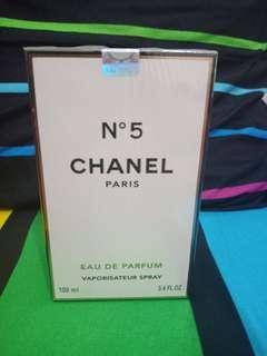 Parfum Chanel Original Singapore