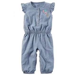 Preloved Carters Romper