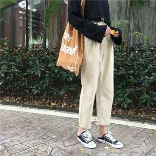 Celana Chino / Chino Ankle Pants #LetGoCarousell