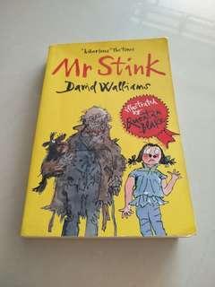 Preloved David williams Mr Stink
