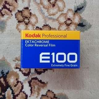 Kodak Ektachrome E100 Professional Color Reveersal Slide Film ( iso 100 ) 35mm / 135 format