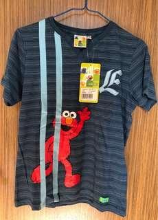 芝麻街 Sesame Street T-shirt unisex
