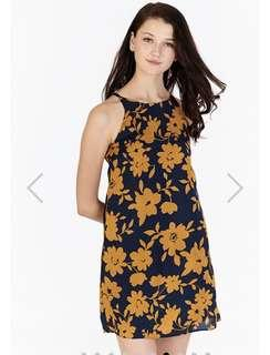 TCL Rachele floral printed dress