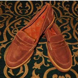 Hogl Suede Shoes