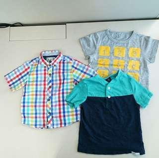 Bundle Next恤衫,Gap tee