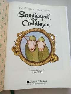 Preloved Complete adventures of Snugglepot and cuddlepie