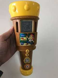 Vtech jack and the neverland