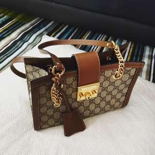 Gucci padlock small size