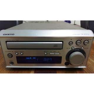 2800元!!! ONKYO CR-305TX 音響主機