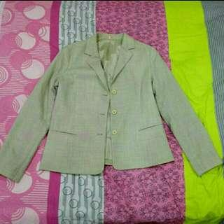 Preloved Veeko Jacket Blazer Size L