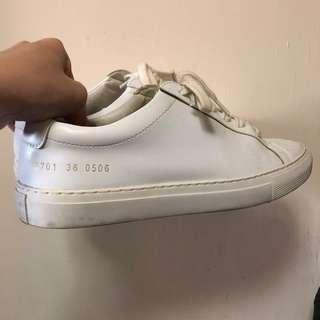 🚚 ❤️楊冪同款Common projects小白鞋