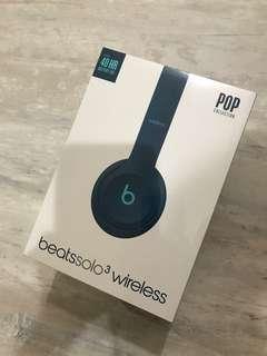 Beats Solo 3 Wireless Headphone BrandNew Warranty