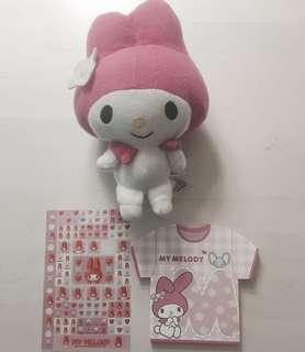 My Melody assorted set