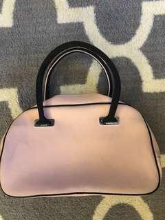 Lacoste original pink bag