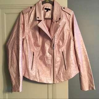 Torrid Metallic Jacket